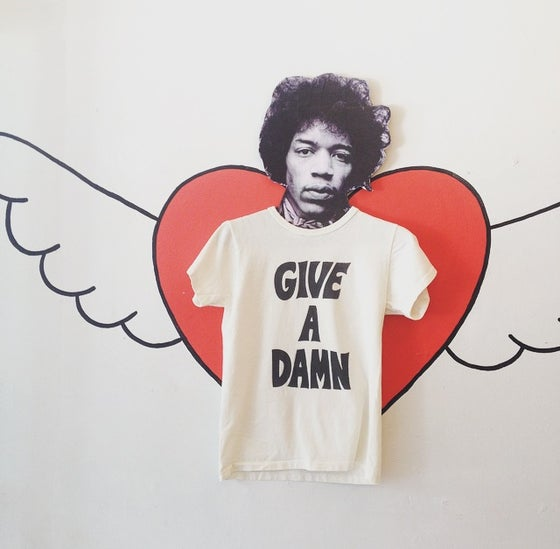 Image of Give A Damn Tee