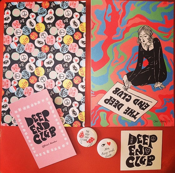 Image of The Deep End Club Membership Pack