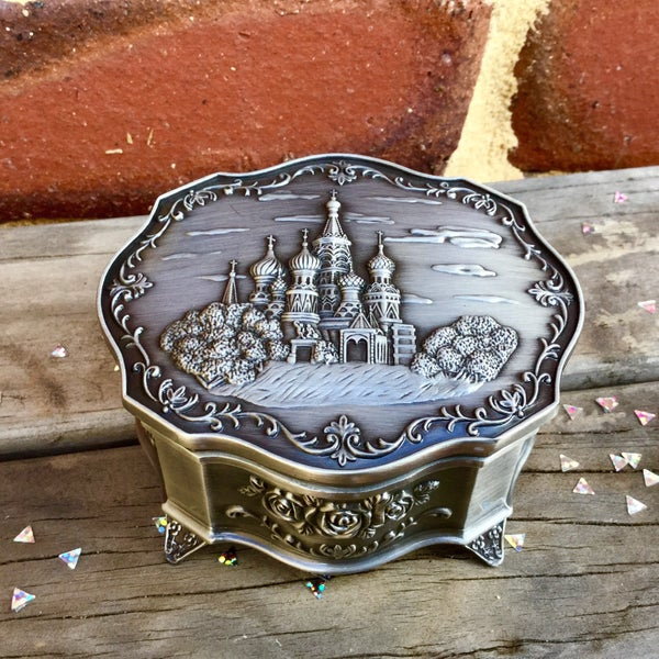 Image of Ever After Jewellery Box
