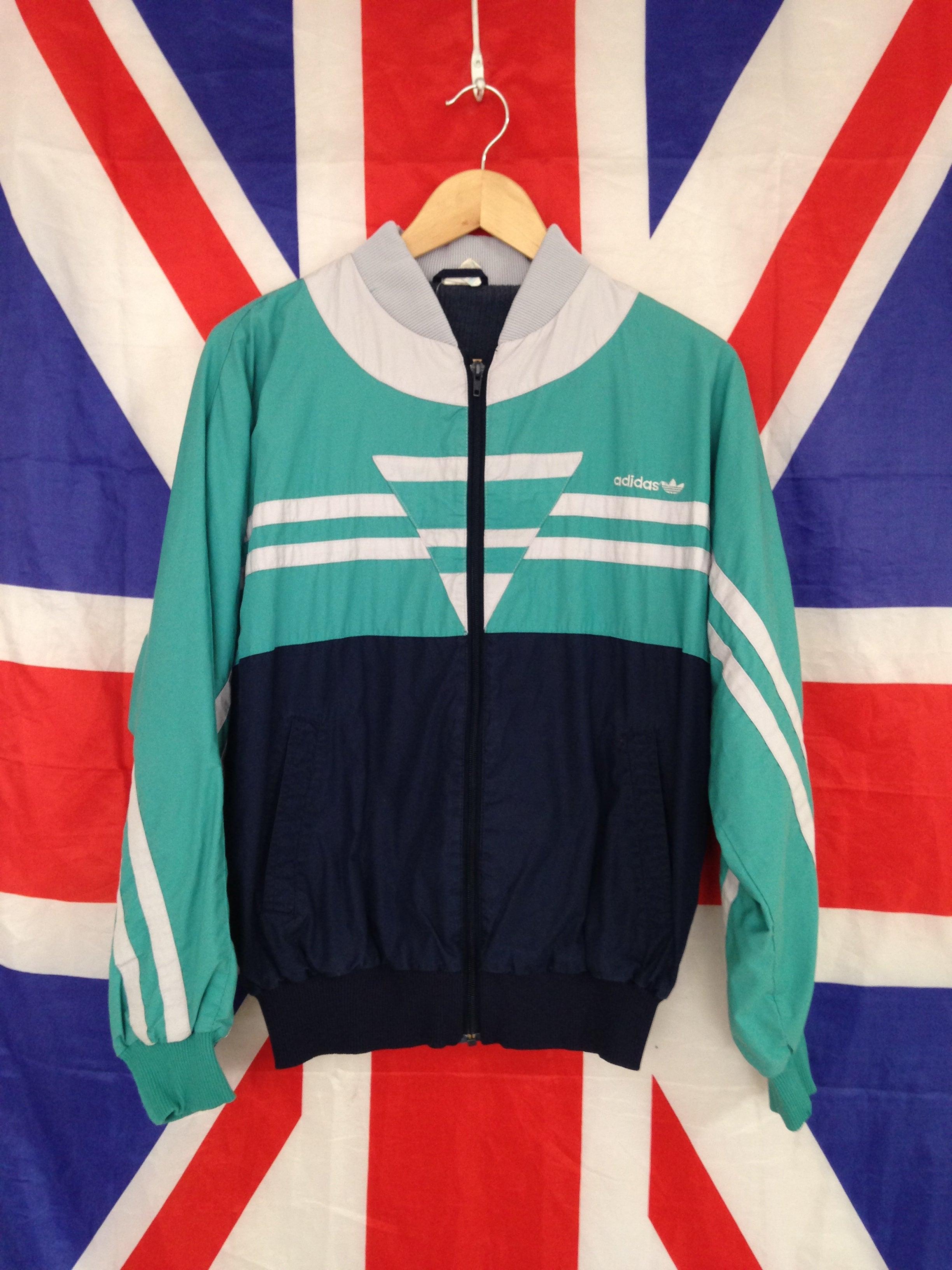 adidas 80s jacket