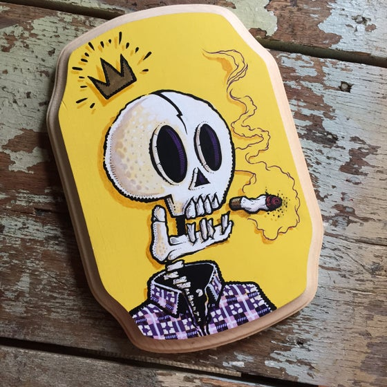 Image of Skull king