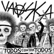 """Image of VAASKA - TODOS CONTRA TODOS 12"""" (PURPLE VINYL)"""