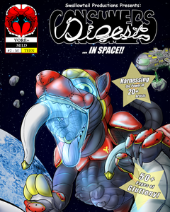 Image of Consumers Digest Vol 2: In Space! [Digital Download]