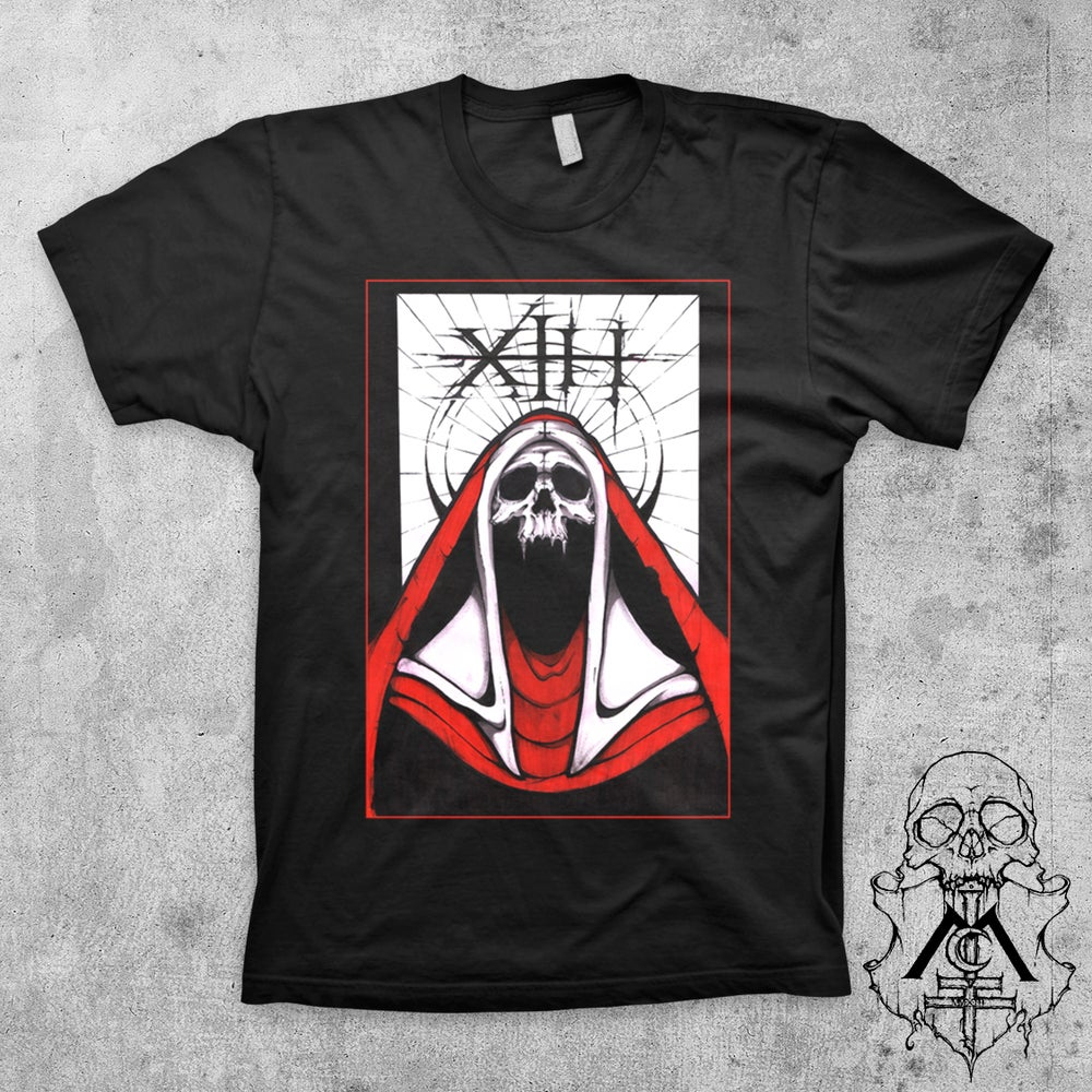 Image of DEATH NUN Tee
