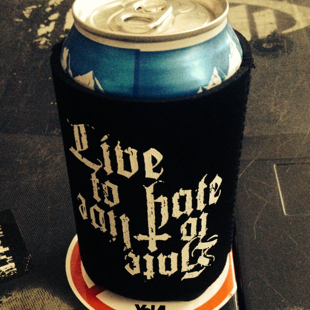 Image of COUGH - Collapsible Coozie