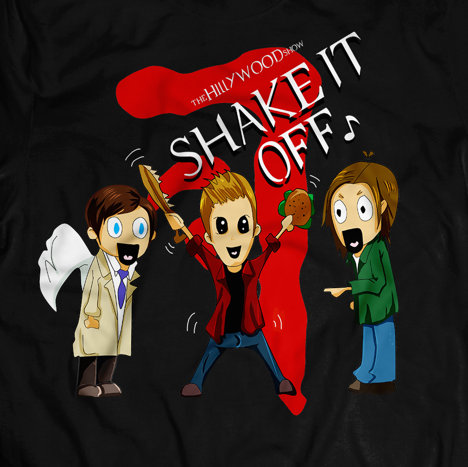 Image of SHAKE IT OFF DEAN TEE