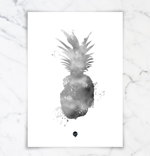 """Image of """"The Grey Pineapple"""""""