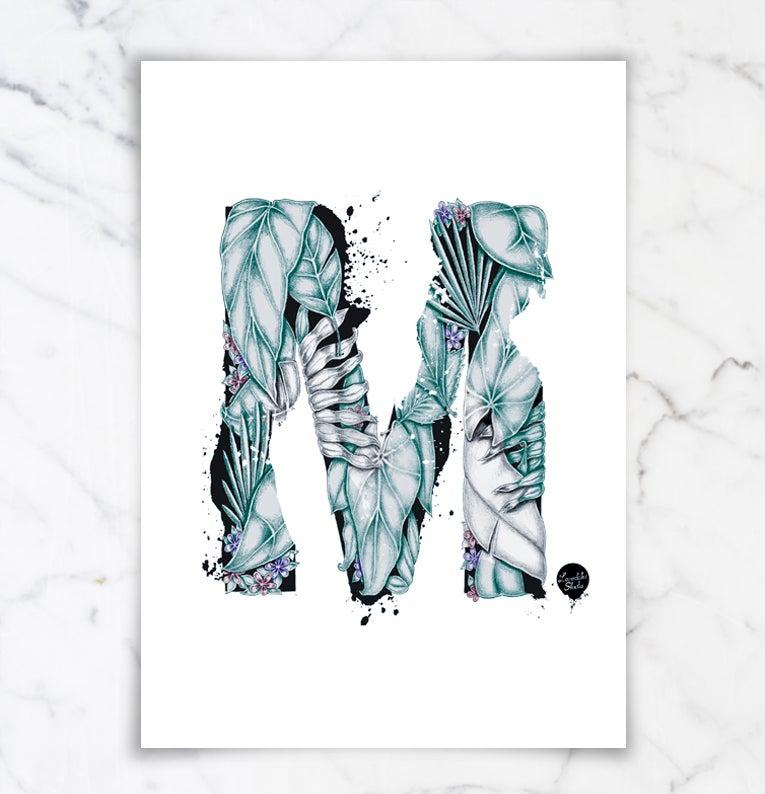 """Image of """"M"""""""