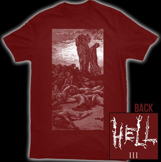 Image of Hell - III, shirt