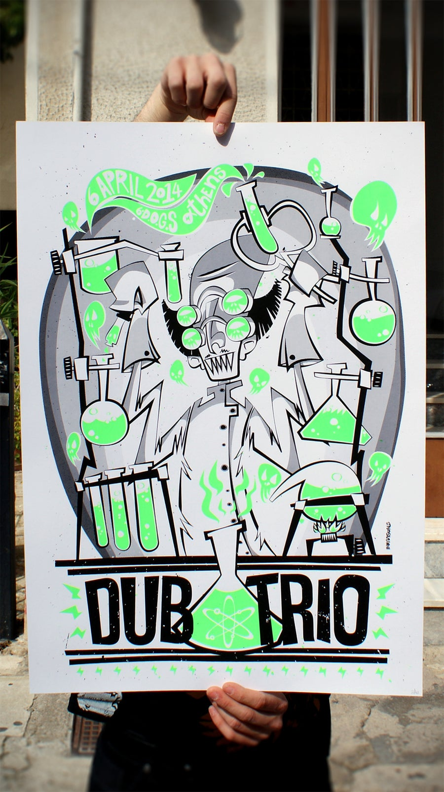 Image of Dub Trio