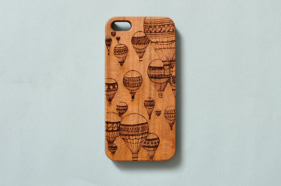 Image of Voyages iPhone Case
