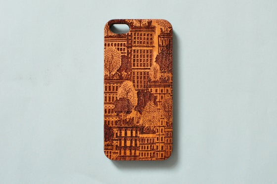 Image of Juniper iPhone Case