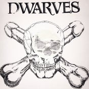 "Image of The Dwarves - Radio Free Dwarves 12"" - TEST PRESS (White / Neon Pink)"