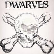 "Image of The Dwarves - Radio Free Dwarves 12"" - OPAQUE WHITE TEST PRESS"