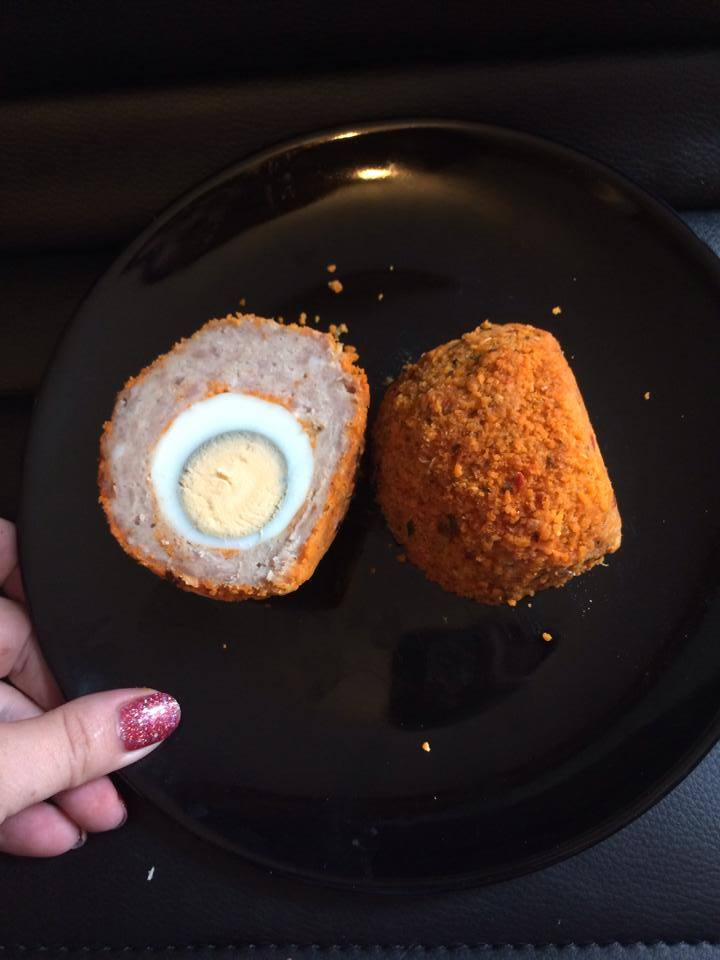 Image of Homemade Scotch Eggs x 2