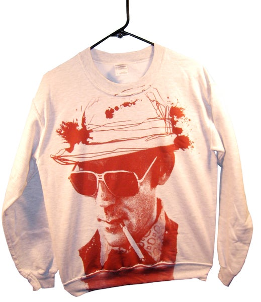 Image of Hunter S. Thompson Unisex Sweatshirt