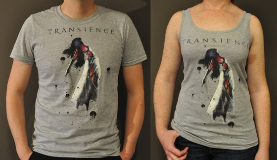 Image of Transience Temple Tee/Singlet