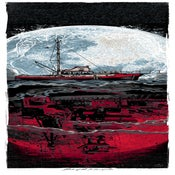 Image of 'Ghosts of the Indianapolis' - JAWS art print