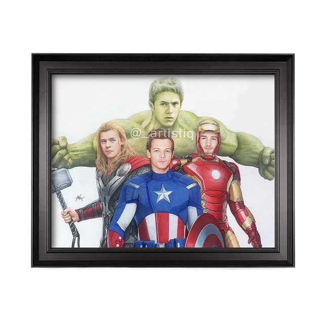 Image of 1D Avengers
