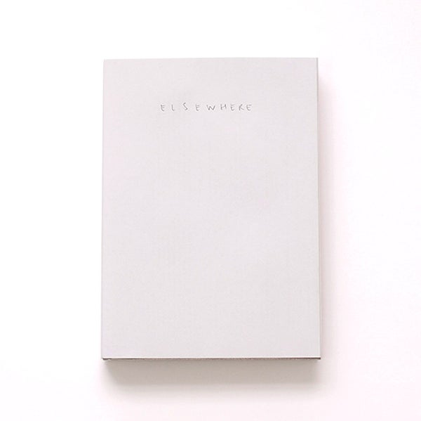 Image of ELSEWHERE book SIGNED / SPECIAL EDITION