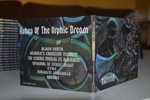 Image of Kosmos - Ashes Of The Orphic Dream 2015