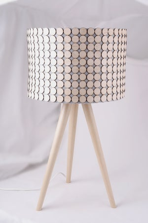 Image of Table lamp Concept / Lampshade Light Mint