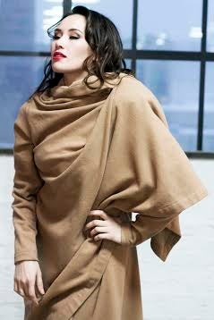 Image of Maria Severyna All Weather Wool Wrap
