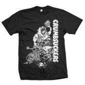 "Image of CRUMBSUCKERS ""Mr. Crumb"" T-Shirt"