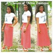 Image of Proverbswoman Tshirt
