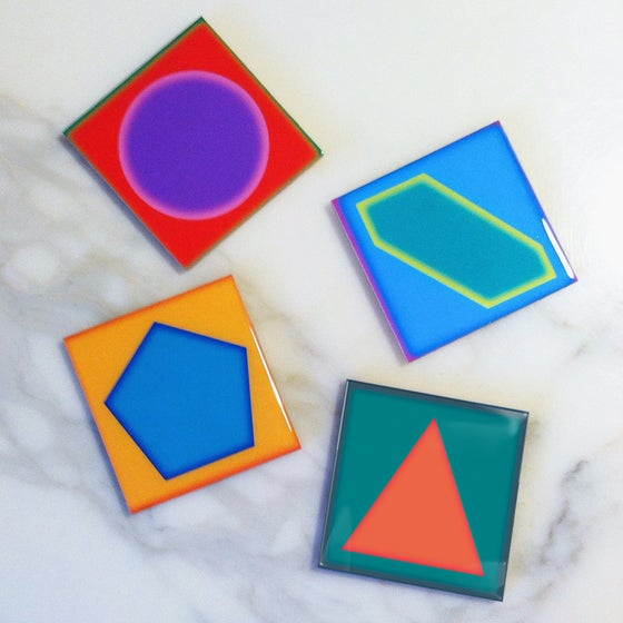Image of Synth Coasters