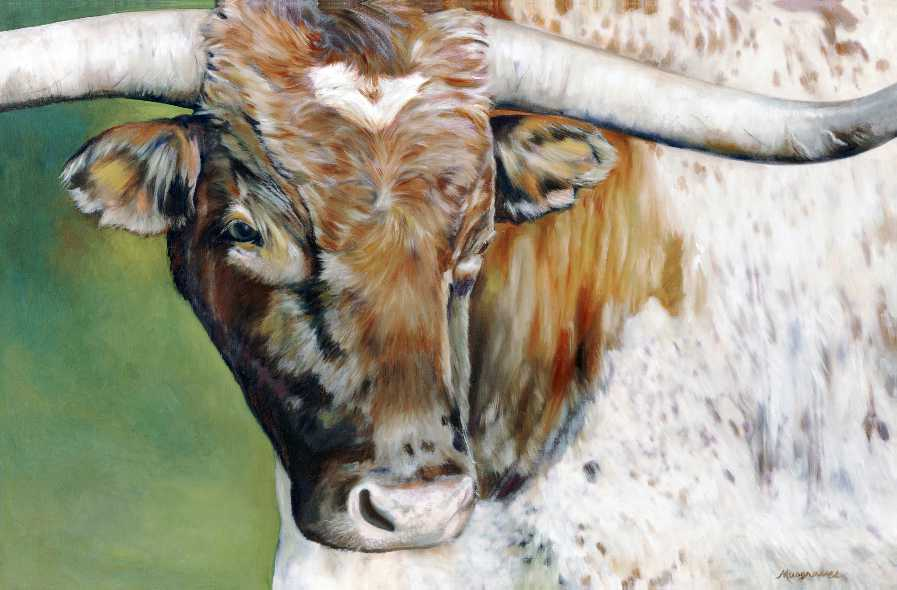 "Image of ""Big Mack"" Canvas Gicleé"
