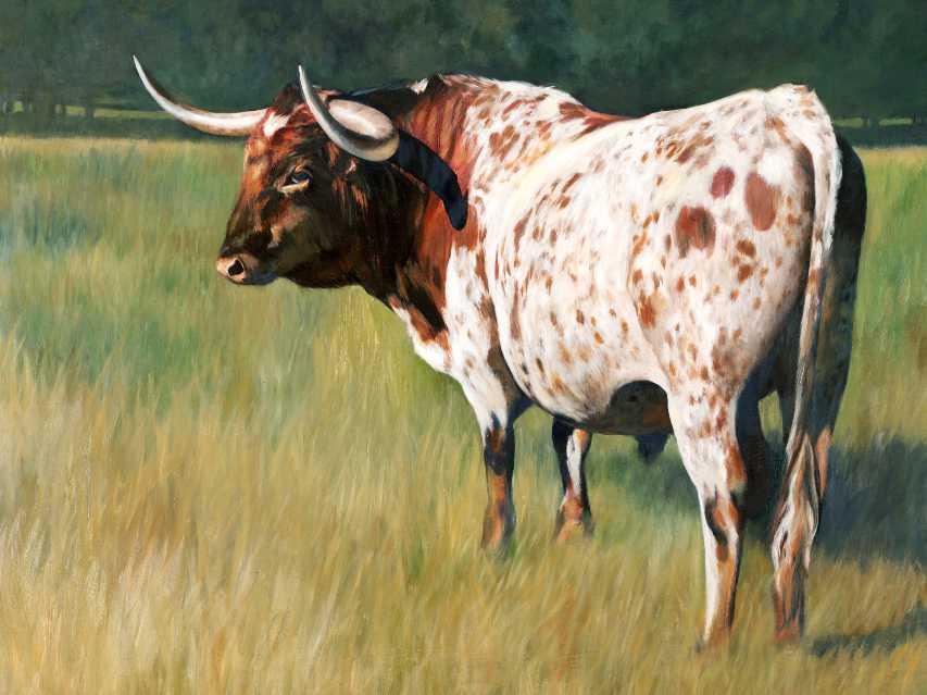 """Image of """"El Patron"""" Canvas Gicleé"""