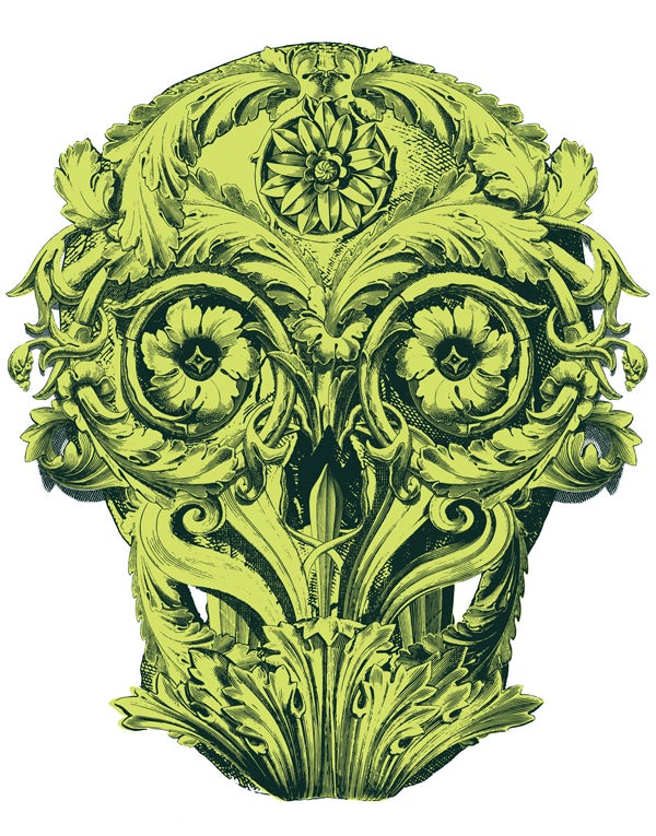 Image of Green Man