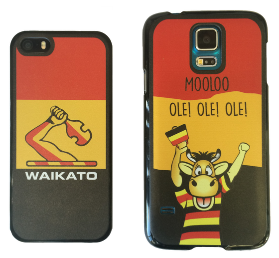 Image of Waikato Supporters Phone Case