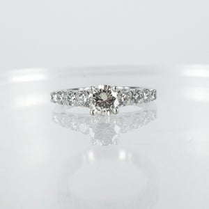 Image of PJ4695 Diamond engagement ring