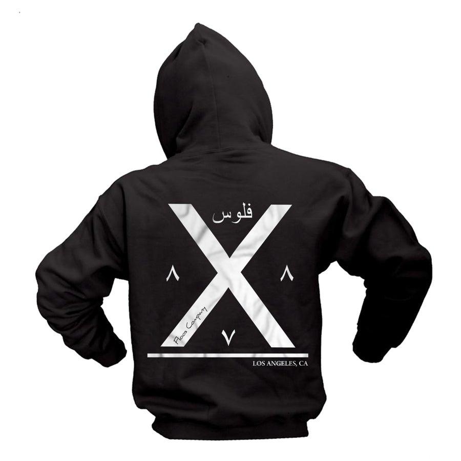 Image of 'X' Hoodie