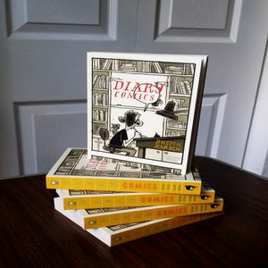 Image of DIARY COMICS Collected Edition