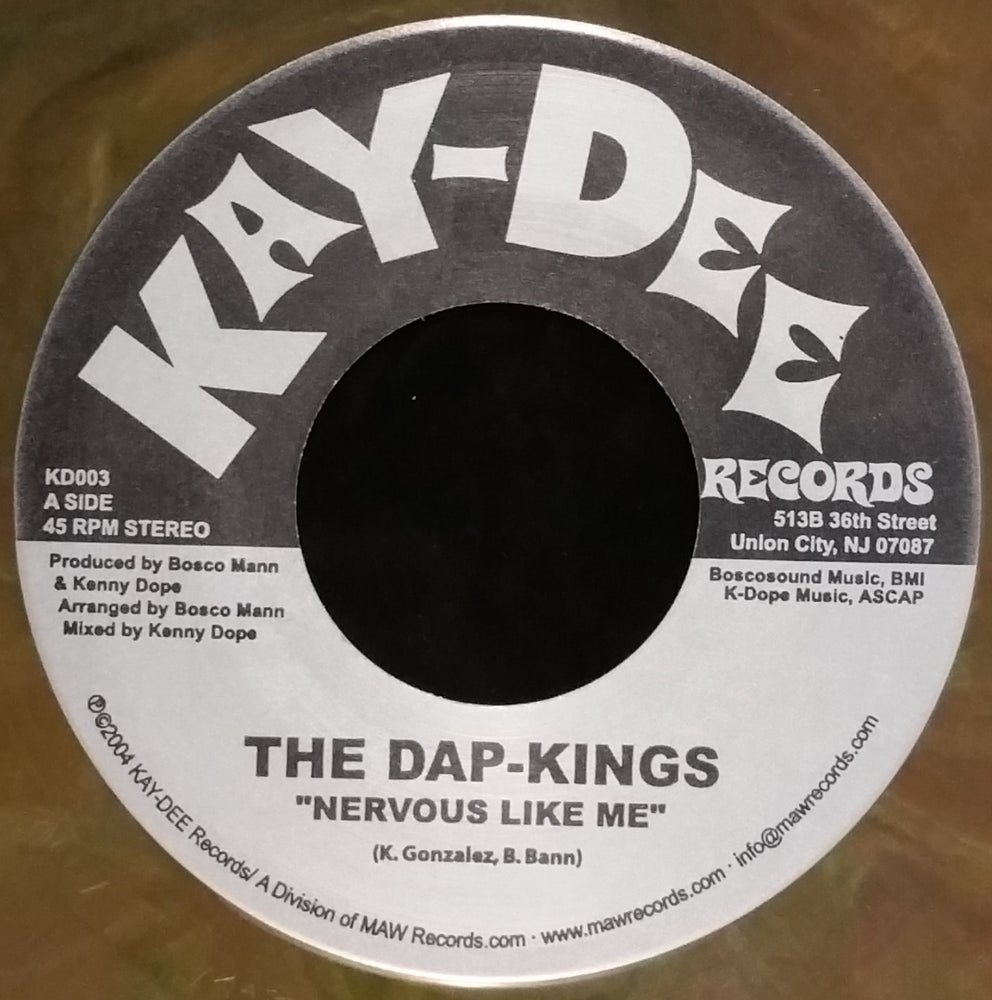 Image of KD-003 THE DAP KINGS LIMITED EDITION BROWN MULTI