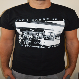 Image of Zack Sabre Jr. and the Technical Wizards T-Shirt (ZSJ/SPLX Collaboration #5)