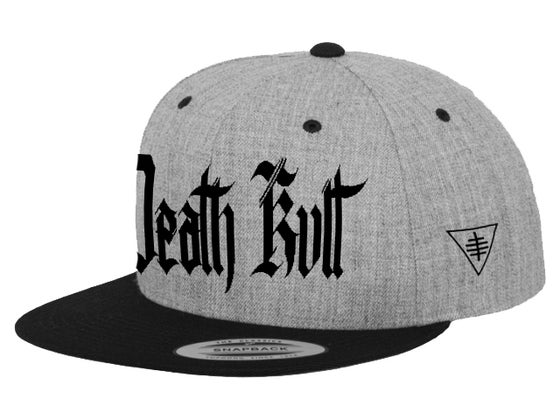 Image of DEATH KVLT SNAPBACK