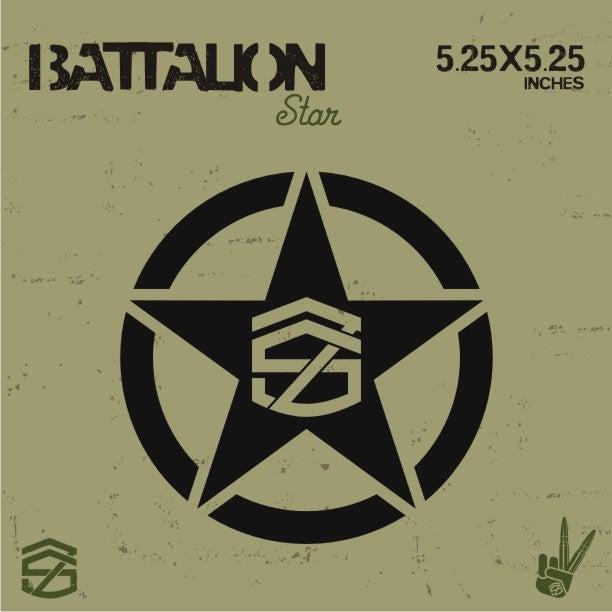 Battalion Star Sevenslotbattalion