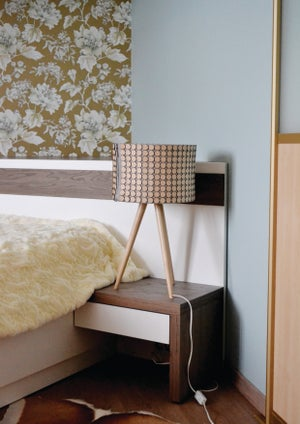 Image of Table lamp Concept - Light Mint