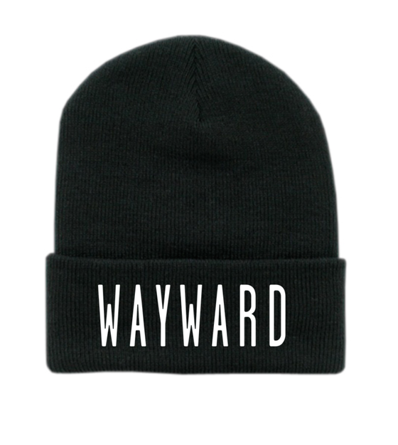 "Image of ""WAYWARD"" Beanie"