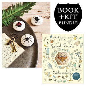 Image of Little Bug Magnets - Supply Kit + Book