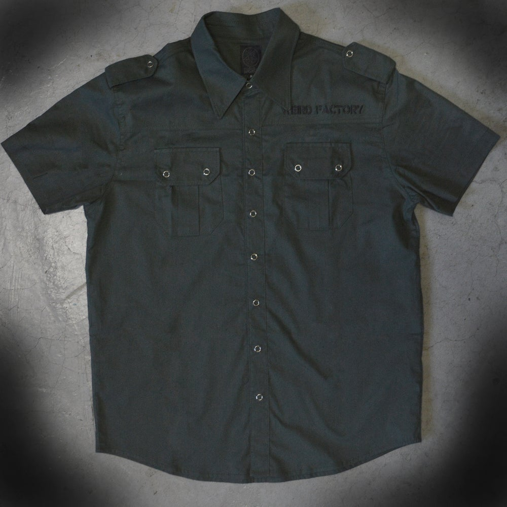 Image of ME SO HORNY - MILITARY GREEN  SHIRT