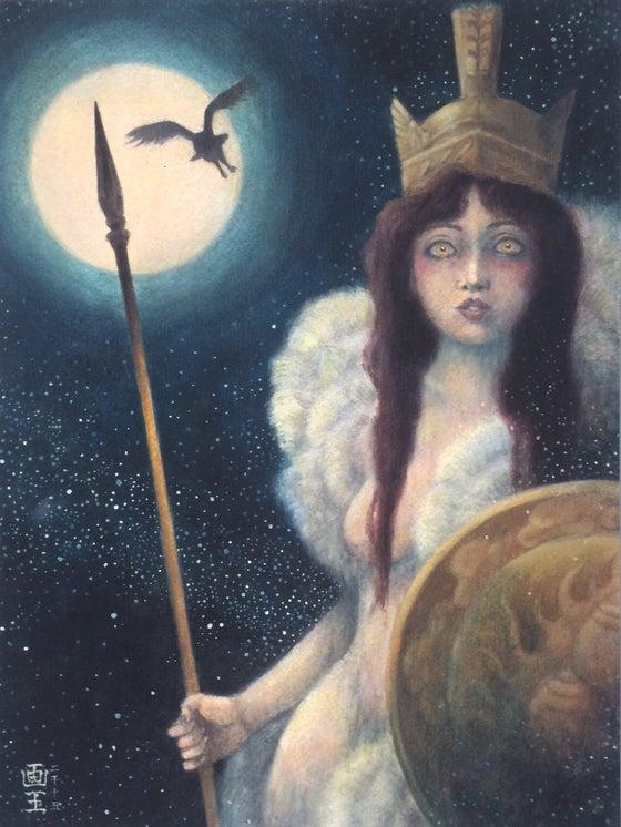 Image of Athena 2 by Yutaro