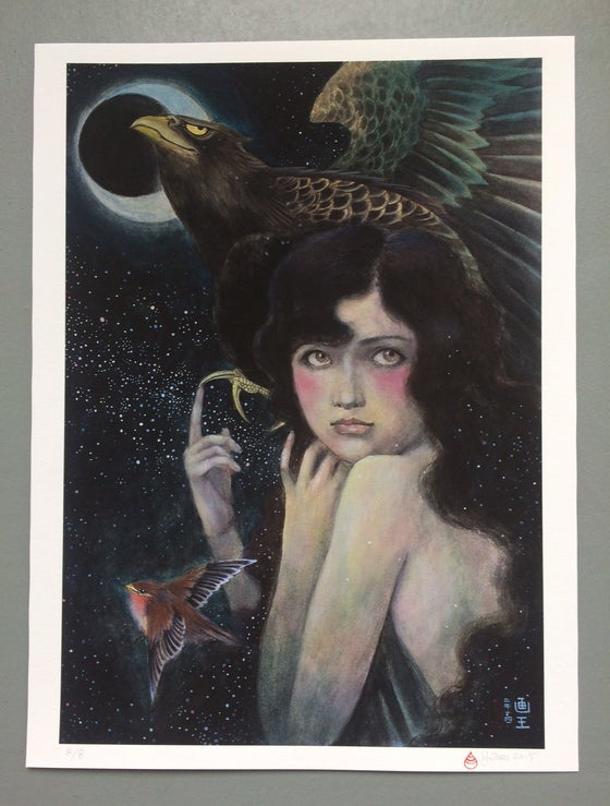 Image of Hawk by Yutaro