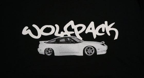 Image of ★ Wolfpack Drift Club ★ 'Type-X' Tee