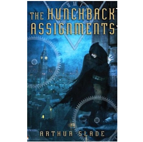 Image of The Hunchback Assignments #1 Hardcover (signed)