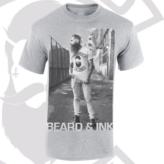 Image of Grey Beard and Ink Jake Tee